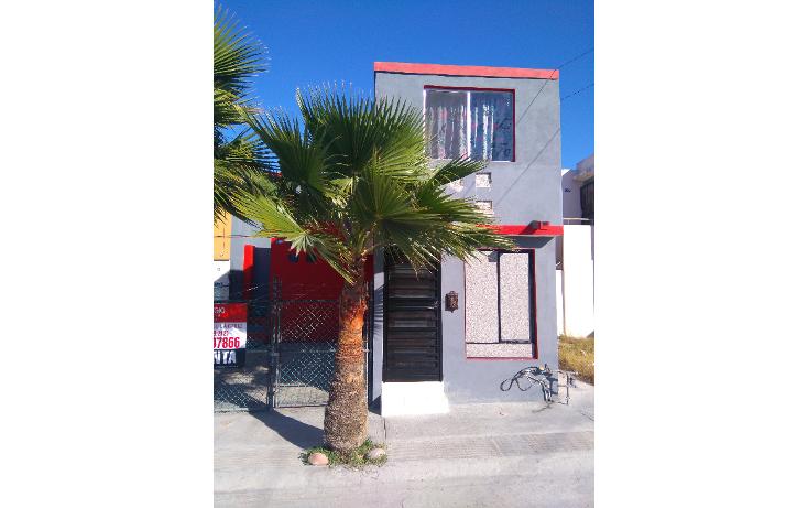 Foto de casa en venta en  , paseo de las flores 1er sector, apodaca, nuevo león, 1809136 No. 01