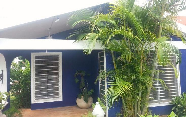 Foto de casa en venta en  , paseo de las fuentes, mérida, yucatán, 945071 No. 01