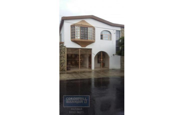 Foto de casa en venta en  5498, del paseo residencial 4 sector, monterrey, nuevo león, 1683705 No. 01