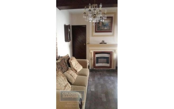Foto de casa en venta en  5498, del paseo residencial 4 sector, monterrey, nuevo león, 1683705 No. 02