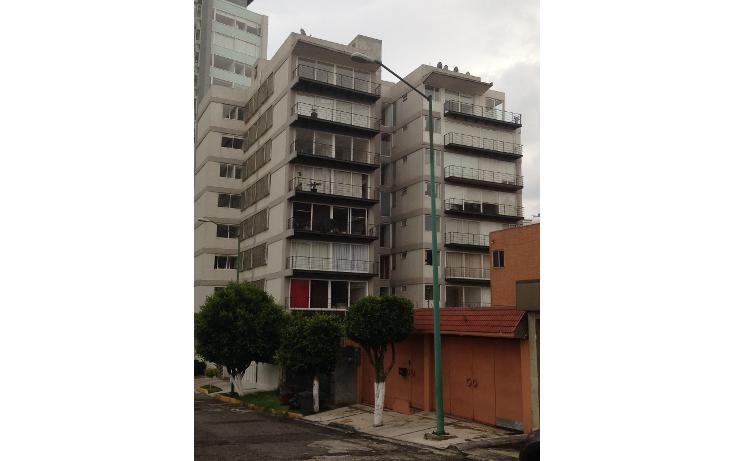 Foto de departamento en venta en  , paseo de las lomas, álvaro obregón, distrito federal, 1879374 No. 01