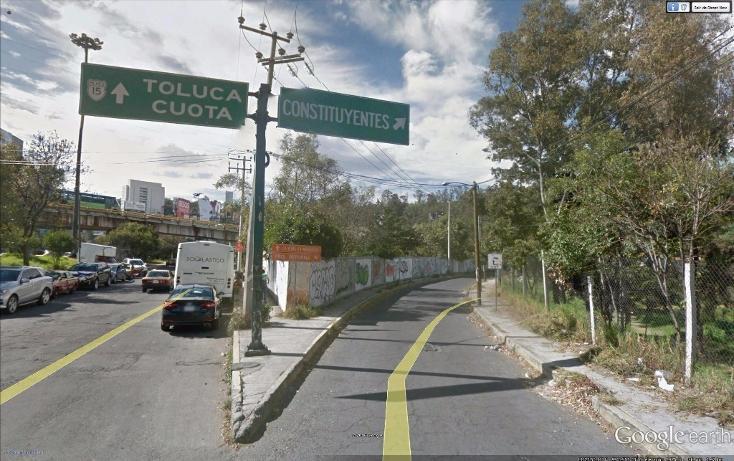 Foto de terreno habitacional en venta en  , paseo de las lomas, álvaro obregón, distrito federal, 1942299 No. 01