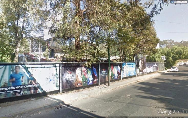 Foto de terreno habitacional en venta en  , paseo de las lomas, álvaro obregón, distrito federal, 1943739 No. 03