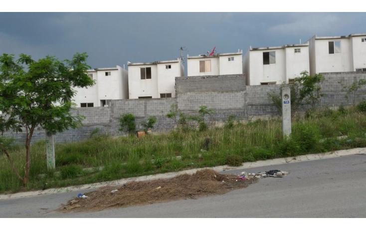 Foto de terreno habitacional en venta en  , paseo de las lomas, ju?rez, nuevo le?n, 1597850 No. 01