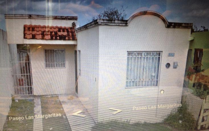 Foto de casa en venta en  , paseo de las margaritas, ju?rez, nuevo le?n, 1276223 No. 01
