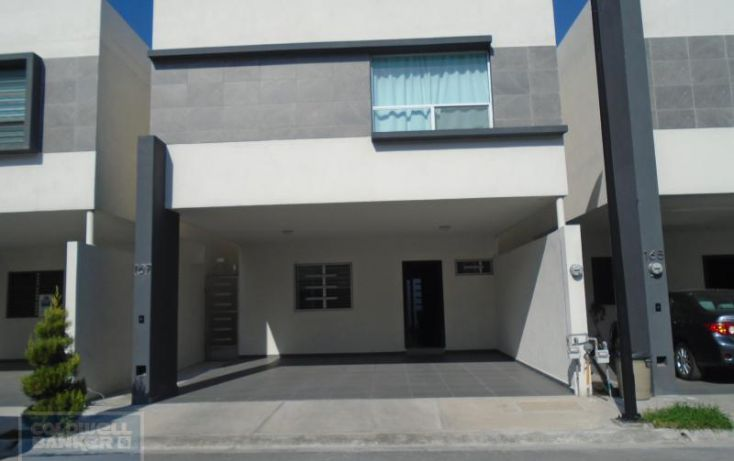 Foto de casa en venta en paseo de las minas 167, la encomienda, general escobedo, nuevo león, 2386259 no 01