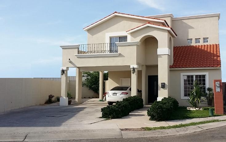 Foto de casa en venta en  , paseo de las misiones, hermosillo, sonora, 1166059 No. 01
