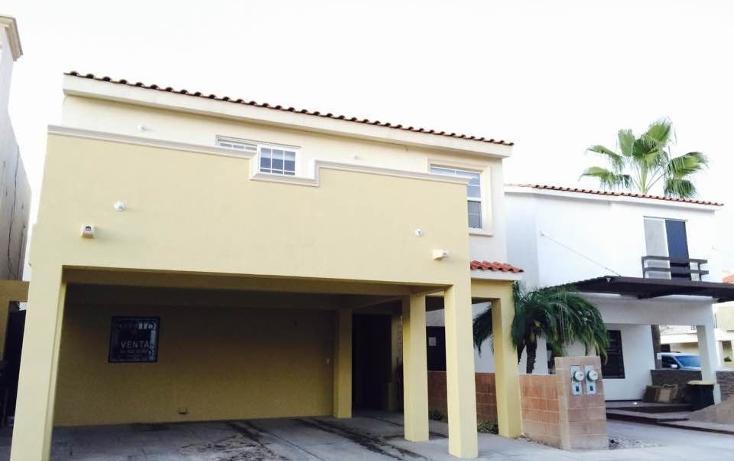Foto de casa en venta en  , paseo de las misiones, hermosillo, sonora, 1724262 No. 01
