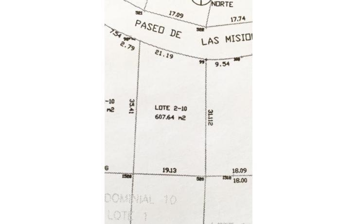 Foto de terreno habitacional en venta en paseo de las misiones lote 210, cabo bello, los cabos, baja california sur, 1775399 no 07
