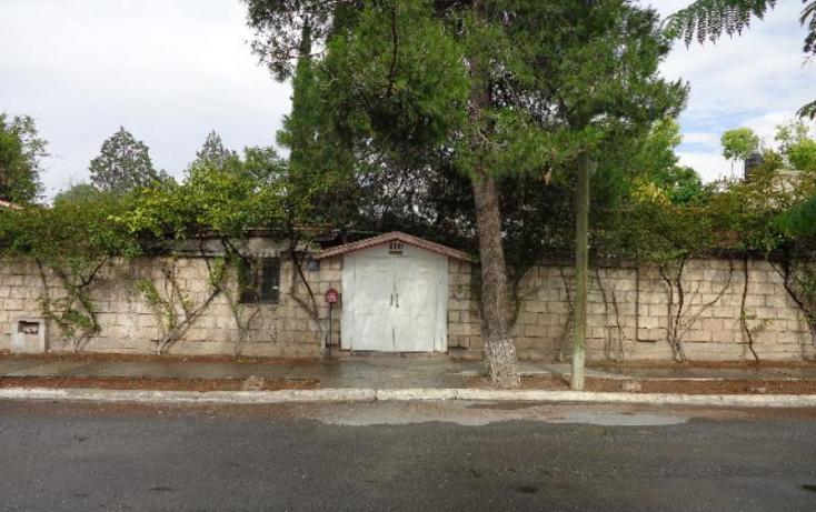Foto de casa en venta en paseo de las palmas 3381, parques de la ca?ada, saltillo, coahuila de zaragoza, 481933 No. 01