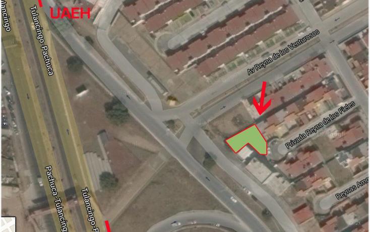 Foto de terreno habitacional en venta en  , paseo de las reynas, mineral de la reforma, hidalgo, 1520849 No. 03