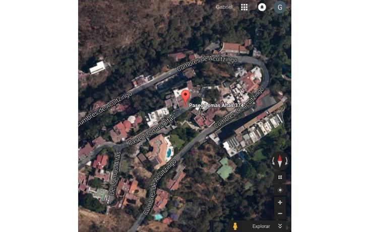 Foto de casa en renta en paseo de lomas altas , lomas altas, miguel hidalgo, distrito federal, 2830161 No. 12