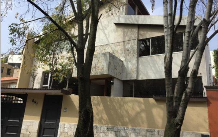 Foto de casa en venta en  891, bosque de las lomas, miguel hidalgo, distrito federal, 2876978 No. 01