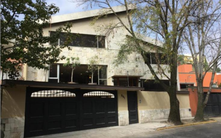 Foto de casa en venta en  891, bosque de las lomas, miguel hidalgo, distrito federal, 2876978 No. 02