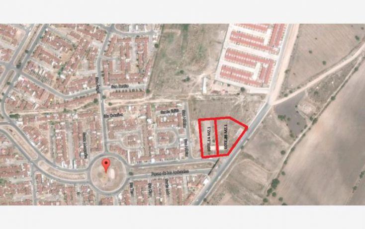 Foto de terreno habitacional en venta en paseo de los apostoles, la trinidad, zumpango, estado de méxico, 1782594 no 01