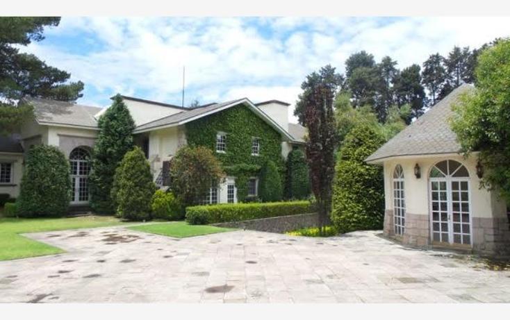 Foto de casa en venta en  103, club de golf los encinos, lerma, méxico, 1395239 No. 01