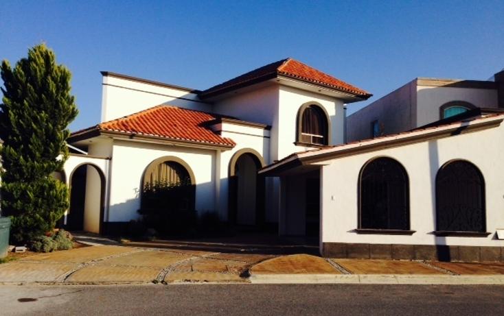 Foto de casa en venta en paseo de los cristales , san patricio plus, saltillo, coahuila de zaragoza, 464508 No. 01