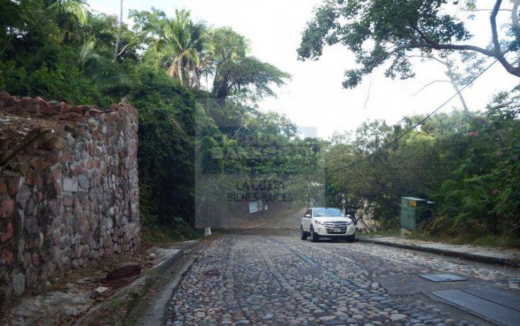 Foto de terreno habitacional en venta en paseo de los delfines, conchas chinas, puerto vallarta, jalisco, 1477461 no 03