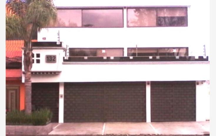 Foto de casa en venta en paseo de los jardines 132, paseos de taxqueña, coyoacán, distrito federal, 1744957 No. 01