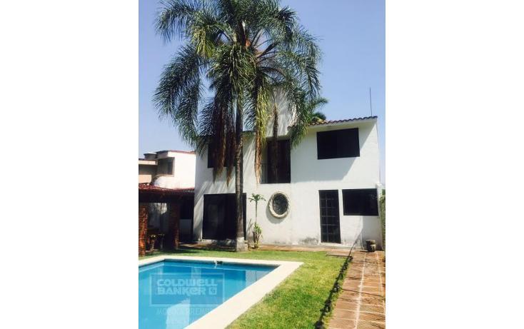 Foto de casa en venta en paseo de los laureles s/n lote 15 manzana 31 , centro jiutepec, jiutepec, morelos, 1909913 No. 01