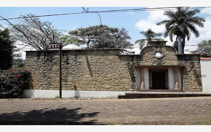Foto de casa en venta en paseo de los limoneros *, los limoneros, cuernavaca, morelos, 1750598 No. 01