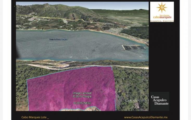 Foto de terreno habitacional en venta en paseo de los manglares, 3 de abril, acapulco de juárez, guerrero, 629447 no 02
