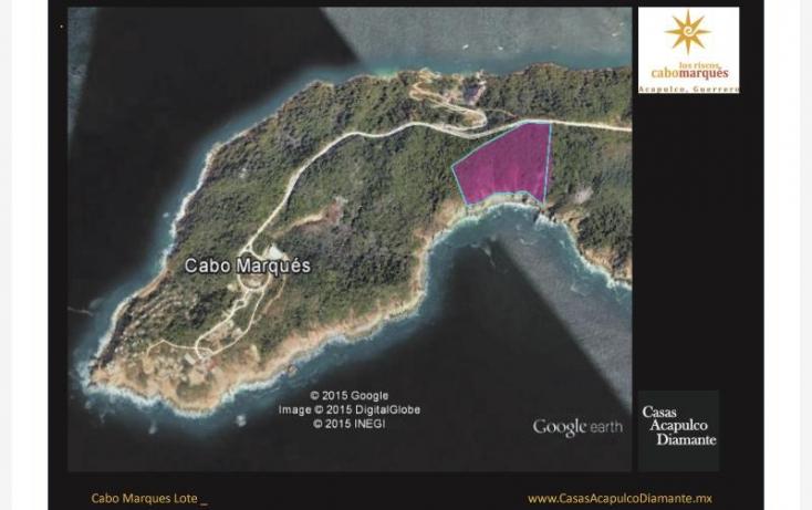 Foto de terreno habitacional en venta en paseo de los manglares, 3 de abril, acapulco de juárez, guerrero, 629447 no 06