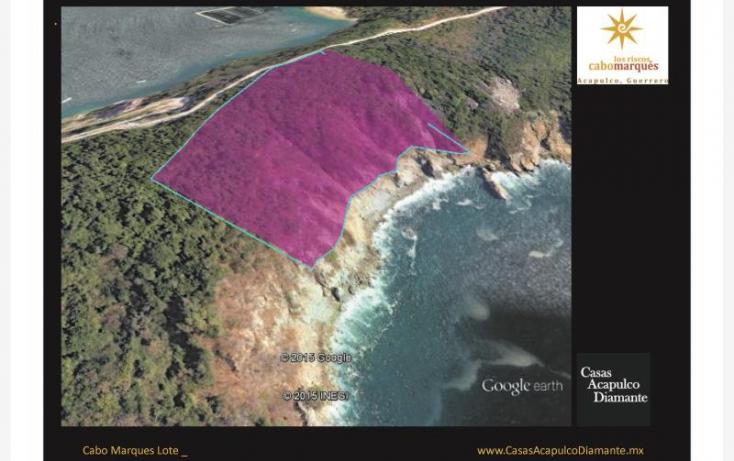 Foto de terreno habitacional en venta en paseo de los manglares, 3 de abril, acapulco de juárez, guerrero, 629447 no 08