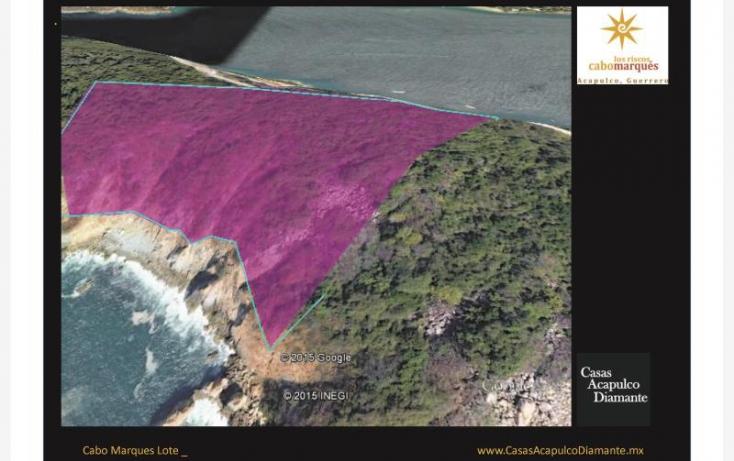 Foto de terreno habitacional en venta en paseo de los manglares, 3 de abril, acapulco de juárez, guerrero, 629447 no 09