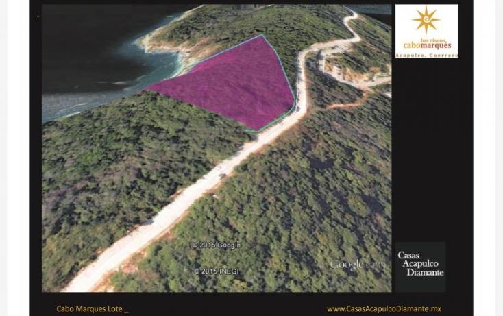 Foto de terreno habitacional en venta en paseo de los manglares, 3 de abril, acapulco de juárez, guerrero, 629447 no 10