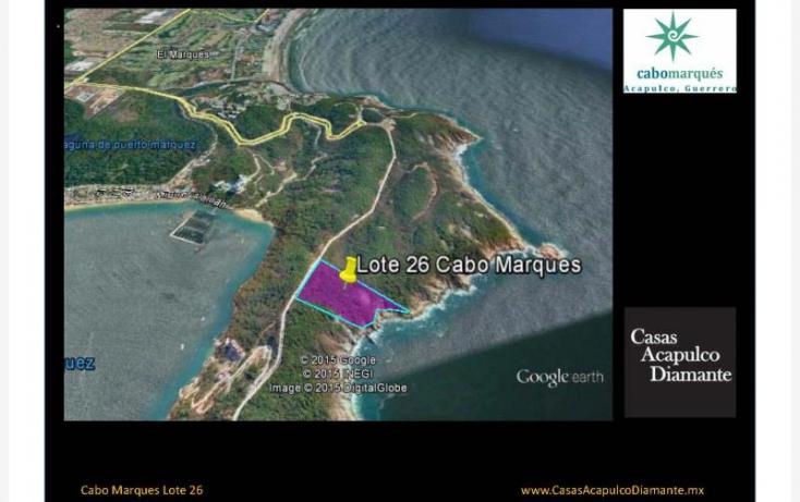 Foto de terreno habitacional en venta en paseo de los manglares, 3 de abril, acapulco de juárez, guerrero, 629449 no 02