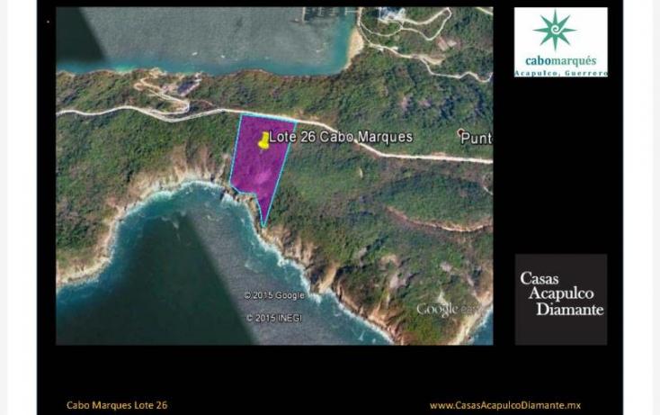 Foto de terreno habitacional en venta en paseo de los manglares, 3 de abril, acapulco de juárez, guerrero, 629449 no 06