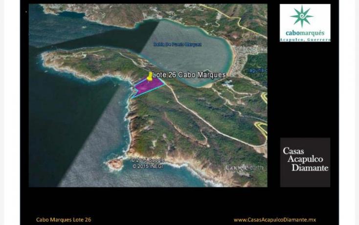 Foto de terreno habitacional en venta en paseo de los manglares, 3 de abril, acapulco de juárez, guerrero, 629449 no 08