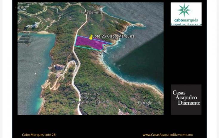 Foto de terreno habitacional en venta en paseo de los manglares, 3 de abril, acapulco de juárez, guerrero, 629449 no 09