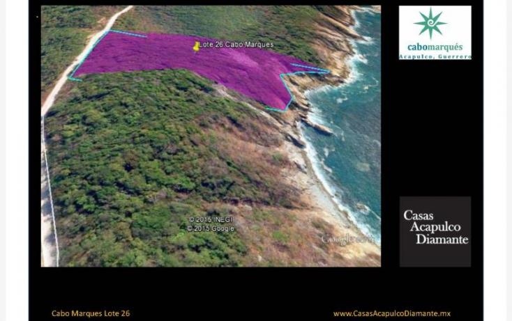 Foto de terreno habitacional en venta en paseo de los manglares, 3 de abril, acapulco de juárez, guerrero, 629449 no 10