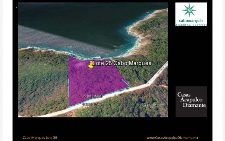 Foto de terreno habitacional en venta en paseo de los manglares, 3 de abril, acapulco de juárez, guerrero, 629449 no 11