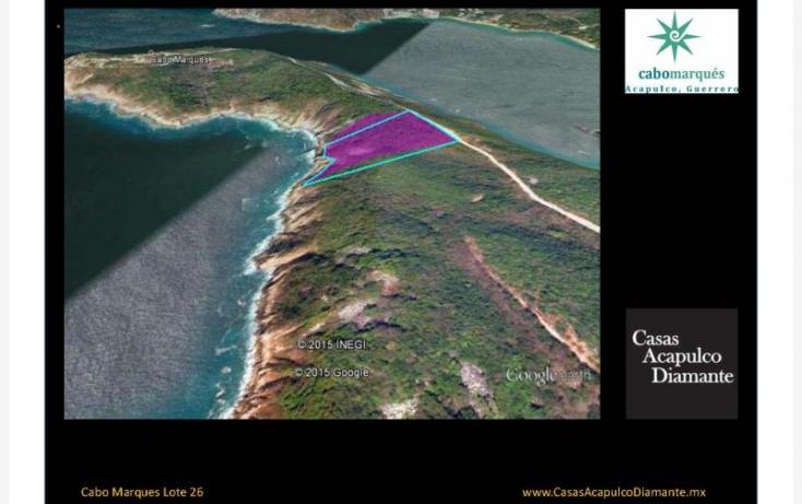 Foto de terreno habitacional en venta en paseo de los manglares, 3 de abril, acapulco de juárez, guerrero, 629449 no 12
