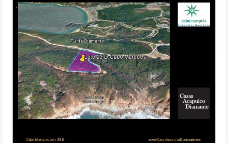 Foto de terreno habitacional en venta en paseo de los manglares, 3 de abril, acapulco de juárez, guerrero, 629452 no 03