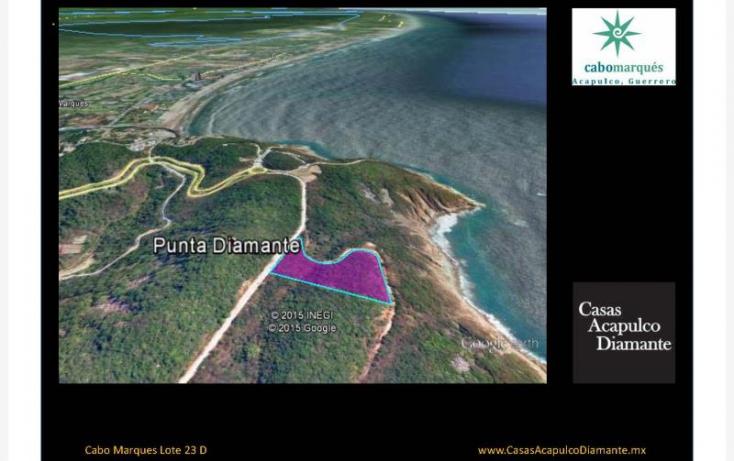 Foto de terreno habitacional en venta en paseo de los manglares, 3 de abril, acapulco de juárez, guerrero, 629452 no 04