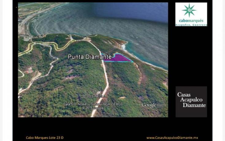 Foto de terreno habitacional en venta en paseo de los manglares, 3 de abril, acapulco de juárez, guerrero, 629452 no 05