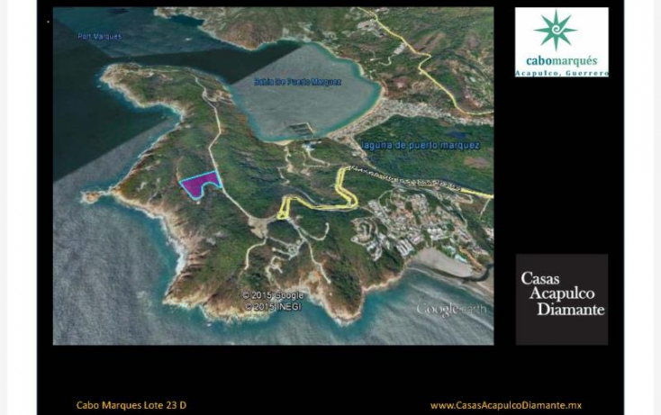 Foto de terreno habitacional en venta en paseo de los manglares, 3 de abril, acapulco de juárez, guerrero, 629452 no 08