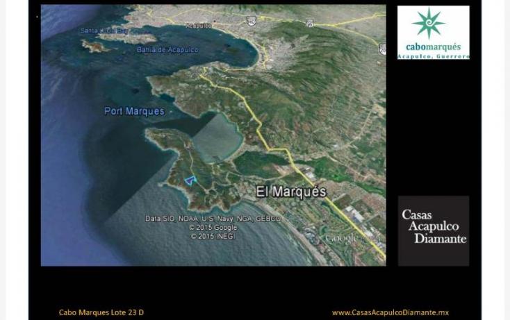 Foto de terreno habitacional en venta en paseo de los manglares, 3 de abril, acapulco de juárez, guerrero, 629452 no 09