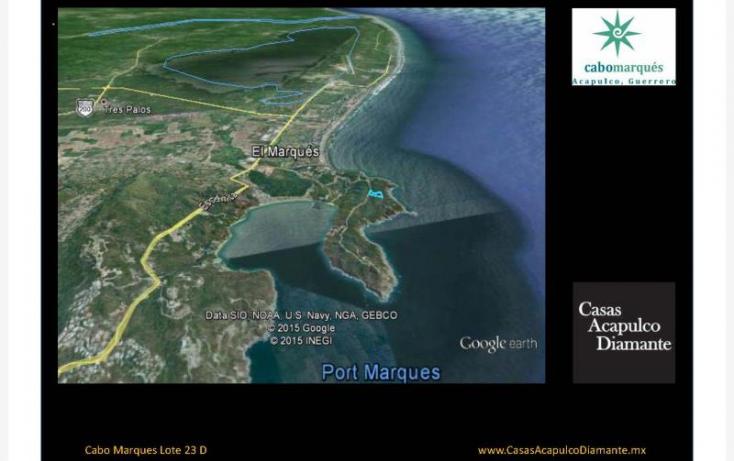 Foto de terreno habitacional en venta en paseo de los manglares, 3 de abril, acapulco de juárez, guerrero, 629452 no 10
