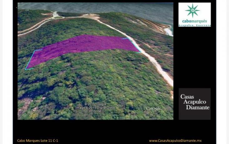 Foto de terreno habitacional en venta en paseo de los manglares, 3 de abril, acapulco de juárez, guerrero, 629457 no 02