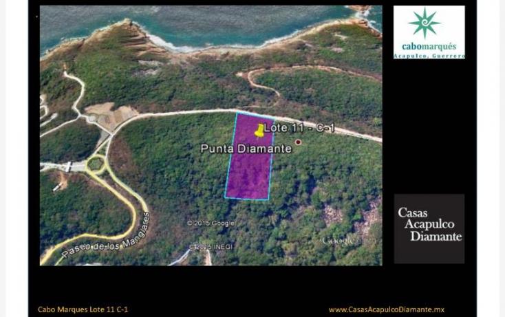 Foto de terreno habitacional en venta en paseo de los manglares, 3 de abril, acapulco de juárez, guerrero, 629457 no 05