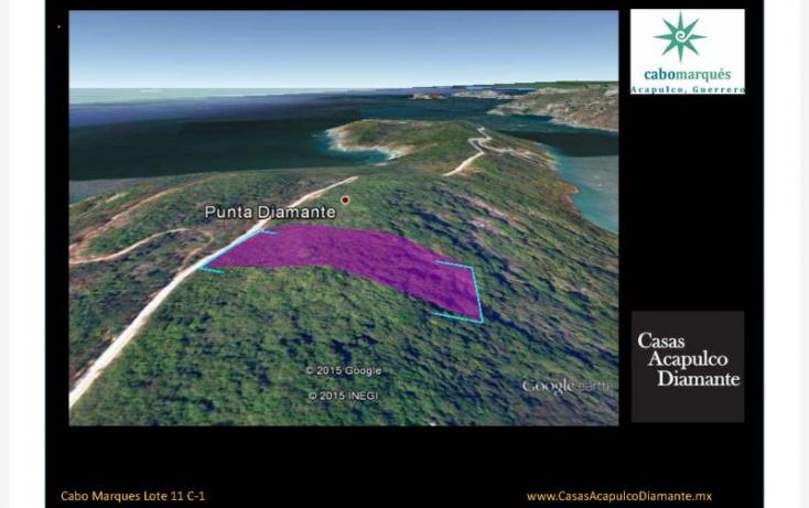 Foto de terreno habitacional en venta en paseo de los manglares, 3 de abril, acapulco de juárez, guerrero, 629457 no 09