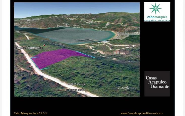 Foto de terreno habitacional en venta en paseo de los manglares, 3 de abril, acapulco de juárez, guerrero, 629457 no 10