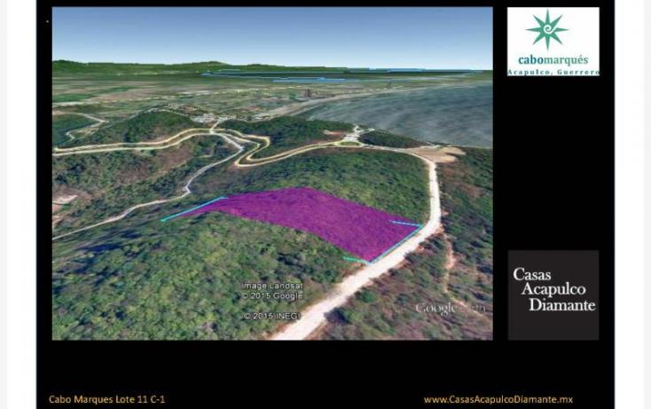 Foto de terreno habitacional en venta en paseo de los manglares, 3 de abril, acapulco de juárez, guerrero, 629457 no 11