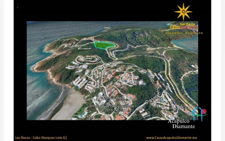 Foto de terreno habitacional en venta en paseo de los manglares, 3 de abril, acapulco de juárez, guerrero, 629459 no 02
