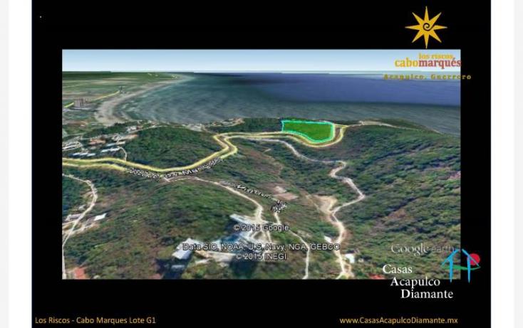 Foto de terreno habitacional en venta en paseo de los manglares, 3 de abril, acapulco de juárez, guerrero, 629459 no 04